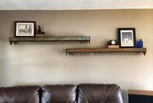 Customer Projects / The wonderful ways people use salvaged items. / by Black Dog Salvage