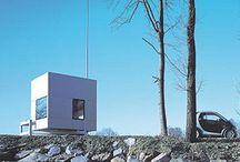 white architecture / by Yara Zitronenblatt