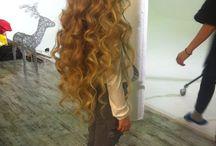 Adelaide PIper Hair / Fun, cute hairstyles for my lassie / by Melinda Jessie