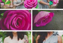 DIY flowers / by Pamela N Patrick Foshee