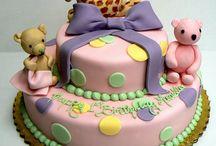 Baby Cakes / by Scheherazadi Zadhee
