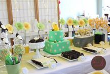 birthday party ideas / by Chandra Voigt Bushard/Story Girl Photography