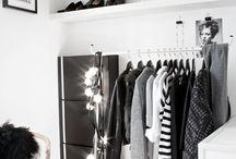 closet inspo / by Kiley Stenberg