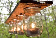 Outdoor ideas / by Morgan Dahl