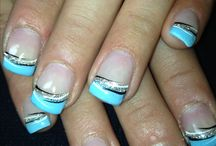 nails and manicure / by Katarina Damm-Blomberg