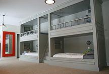 Built-ins/Shelves / by Diana Frank
