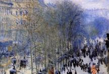 Claude Monet / by Dotty Vinson