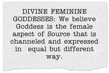 """Goddesses~Feminine◯♀Divine / Our spiritual beliefs are diverse. We embrace and include the Feminine Divine (Goddesses) as an equal but different expressions of Infinite Source. This board presents images and ideas about Feminine Divine within the """"all."""" Those who  are open to gifts Goddesses bring can and does assist both genders achieve balance and wholeness.  wholeness:http://goddessesandthefemininedivine.blogspot.ca/ / by CD CREATIVE COMMUNICATIONS"""