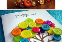 Buttons / by Kirsty Rustyfish