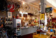 Cycling Coffee Shop Inspiration / by John Steele