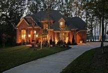 My dream home / by Peggy Mann