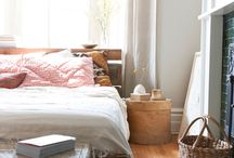 For the Home: Bedroom / by Leigh A