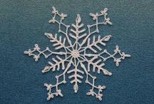 snowflakes / by Chryl Kaisler