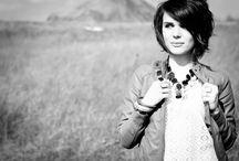 Short hairstyles / by Kayli Stammen