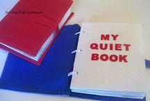 Quiet Books / by Ashley Kerekes