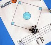 School Ideas: Math / by Katie Gabriele