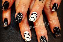 Nails Nails Nails / by Geri Greeno-Sanders