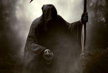 The dark one (GRIM REAPER) / by Rich/ A.k.a Raquel Storm