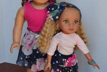 Dolls / by Doris Mitchell