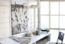 Work Spaces / by Interiors 360 Lisa Springer