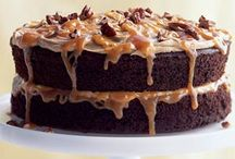 ~CaKe & MoRe~  / one of my VERY favorite food groups!!  lol / by ~kitchenwitch 04~