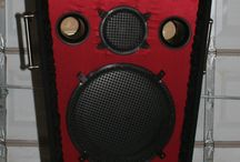 Spooky Sound - Halloween Audio Ideas / Ways to make your Halloween bash or home made haunted house be the most rockin, terrifyingly good sounding thing on the block! / by Parts Express