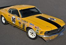 1971 Ford Mustangs / 1971 Ford Mustangs / by StangBangers