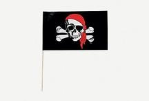 a pirate looks at 30 / by Kaylan Schreffler