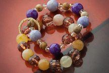 Bracelets / Gemstones! / by JonCar Jewelry