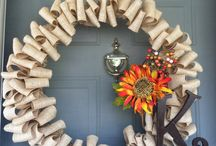Fall Decorations / by Casey Koller