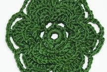 Learning to crochet / by Valerie Brandt