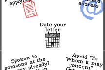 Cover Letter Tips / by Sage Office of Career Planning