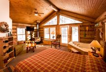 cabin / by Linda Giese