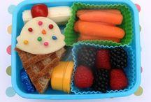 Kids Lunch Ideas / by Jodi R