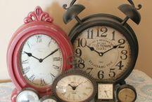 Timepieces / by Frances Flegel