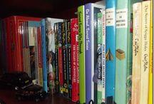 books for teen boys / by Kathleen Ryan