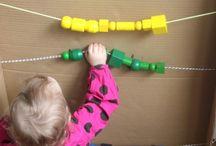 Ideas for  little ones / by Allison Ruhnke