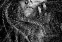 hair/adornment / by mudra Sufiya