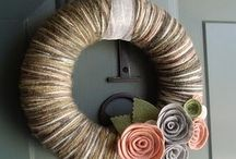 Wreaths / by Lisa Gooden