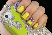 Nails / by Marwa Naghmouchi