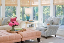...Living Rooms: Color / by Sandra Smith