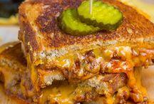 Manwich Mondays! / by Cheryl Brown