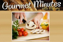 Gourmet Minutes / Recipes from the culinary magicians at Harrah's Casino in Metropolis, Illinois / by WPSD Local 6