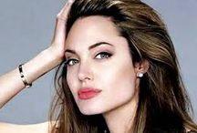 Angelina Jolie  / by Edward M. Ledden