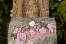 Bolsos crochet/Handbags 2 / by Larimar888