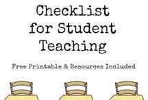 Teaching / by Lennae Thompson