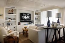 TV room redo  / by Fiona Tchan