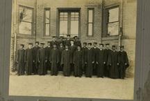 Memory Lane / JCSU has come a long way since the days of Biddle University. / by Johnson C. Smith University