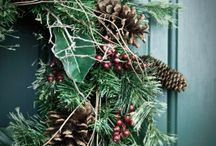 Wreath obsession / I love wreaths! / by Amy Nogar - My Happy Crazy Life