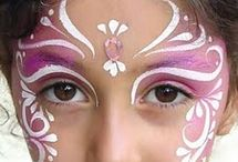 Face Painting / by Mazanne DeBoer